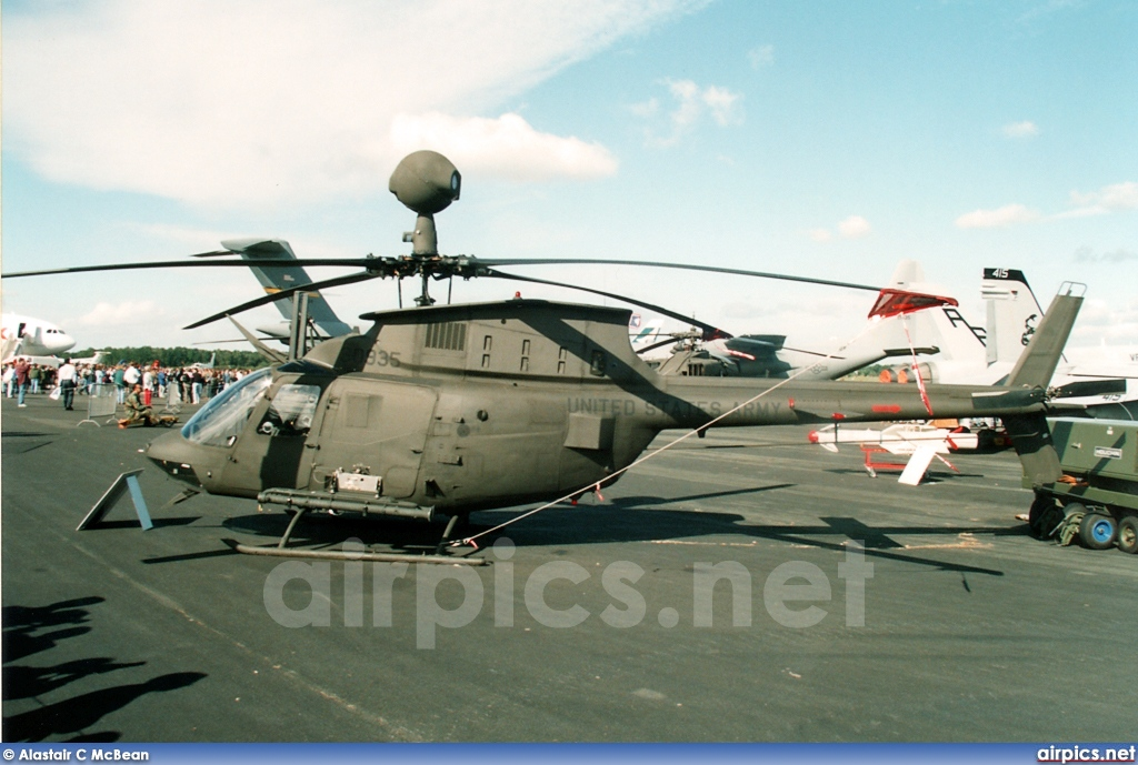 93-0935, Bell OH-58D Kiowa Warrior, United States Army