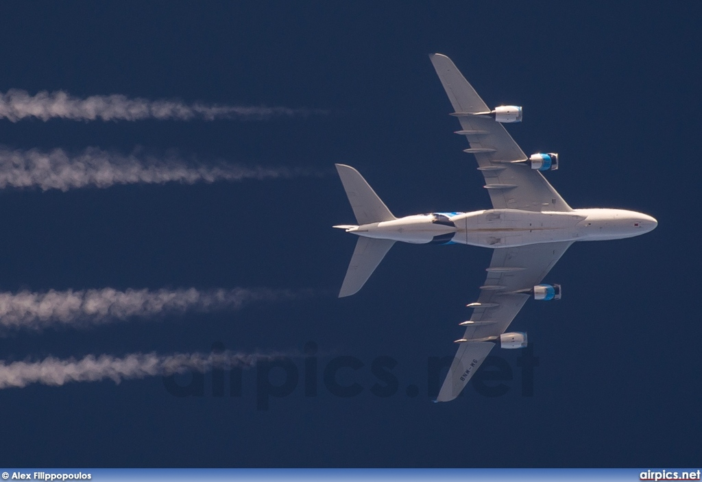 9M-MNB, Airbus A380-800, Malaysia Airlines