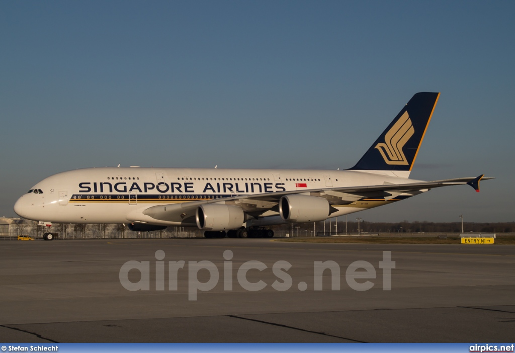 9V-SKB, Airbus A380-800, Singapore Airlines