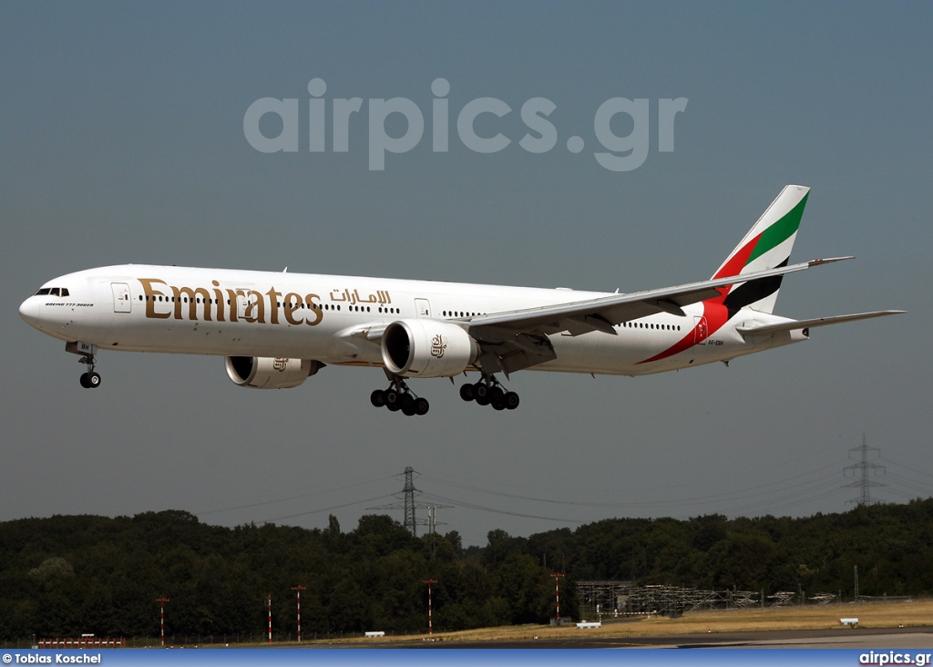 A6-EBH, Boeing 777-300ER, Emirates
