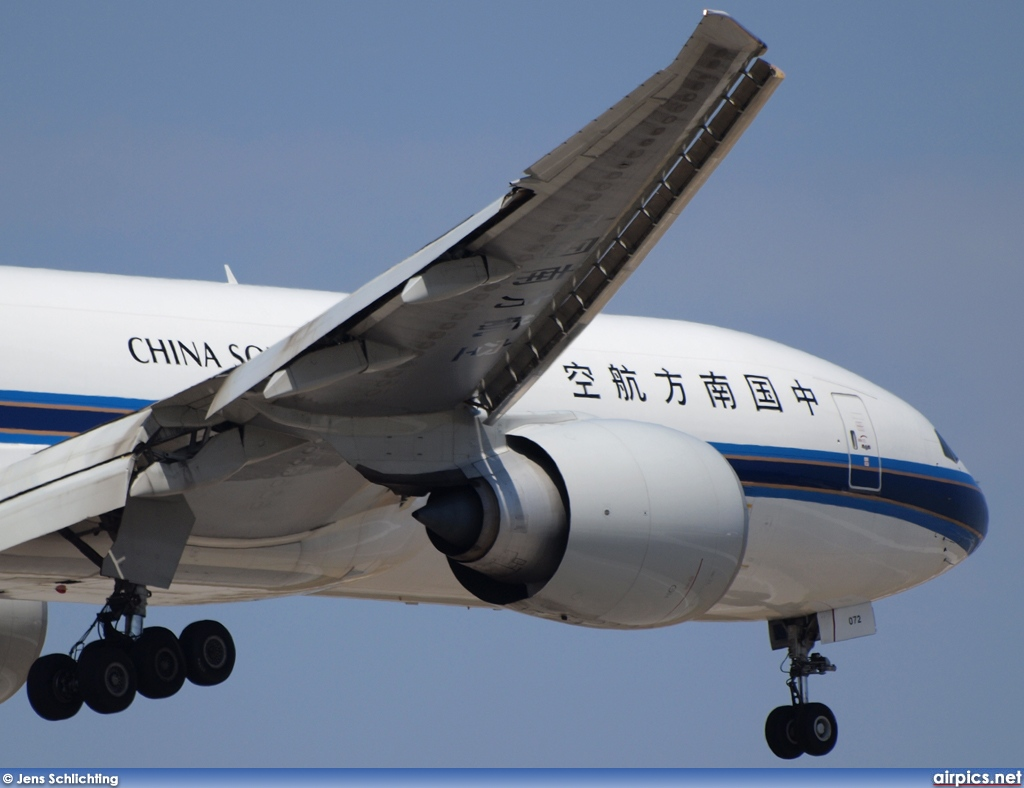 B-2072, Boeing 777F, China Southern Cargo