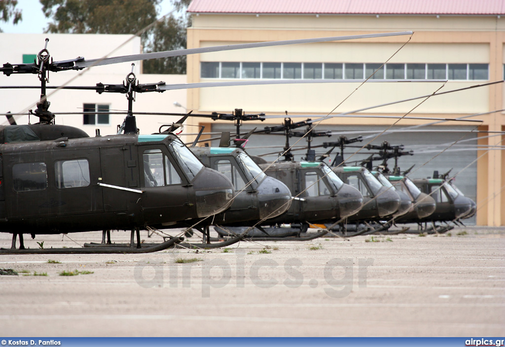 Bell UH-1H Iroquois (Huey), Hellenic Army Aviation
