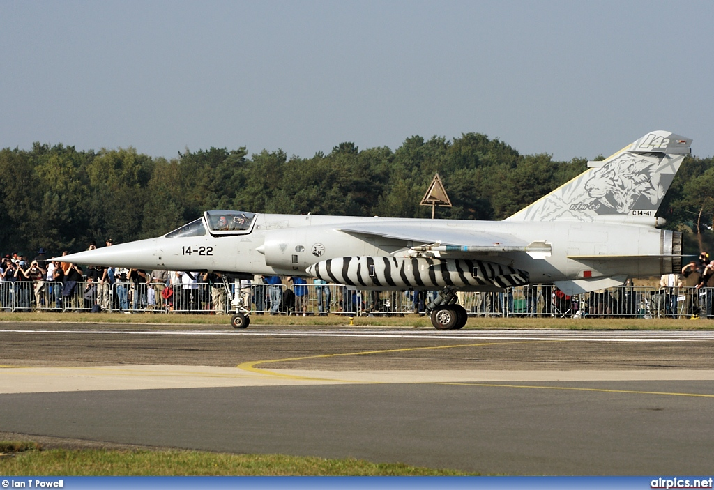 C.14-41, Dassault Mirage F.1M, Spanish Air Force