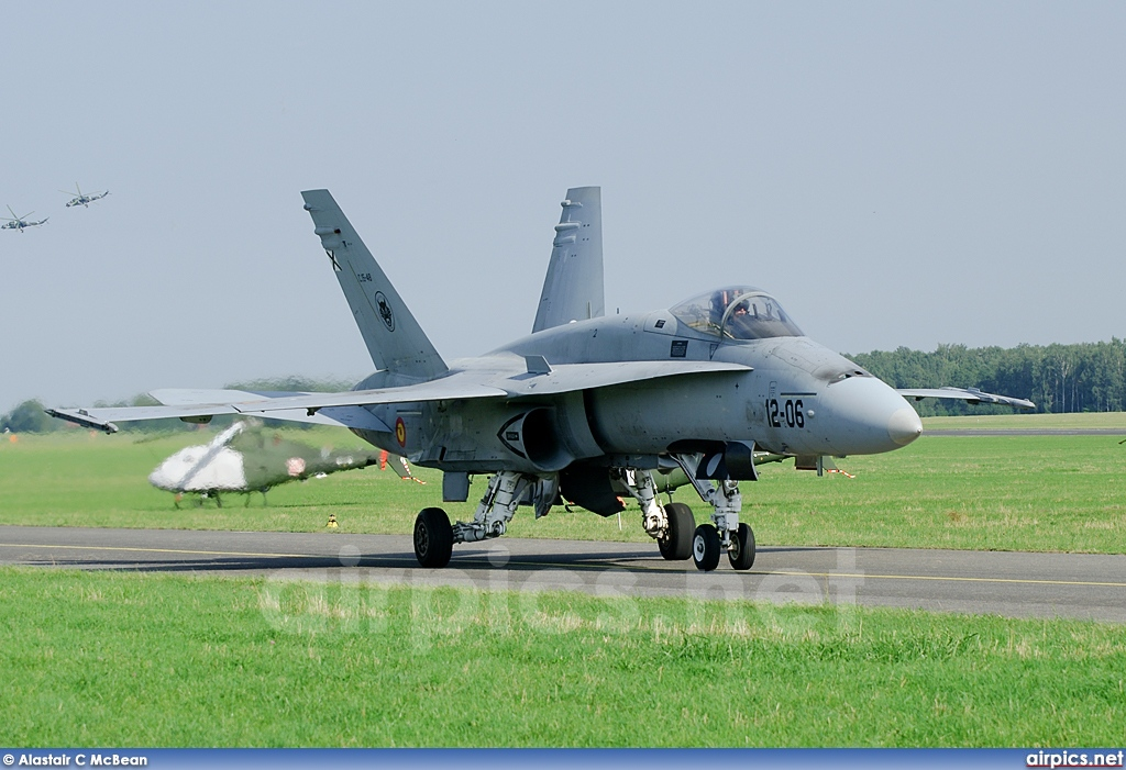 C.15-48, Boeing (McDonnell Douglas) EF-18A Hornet, Spanish Air Force