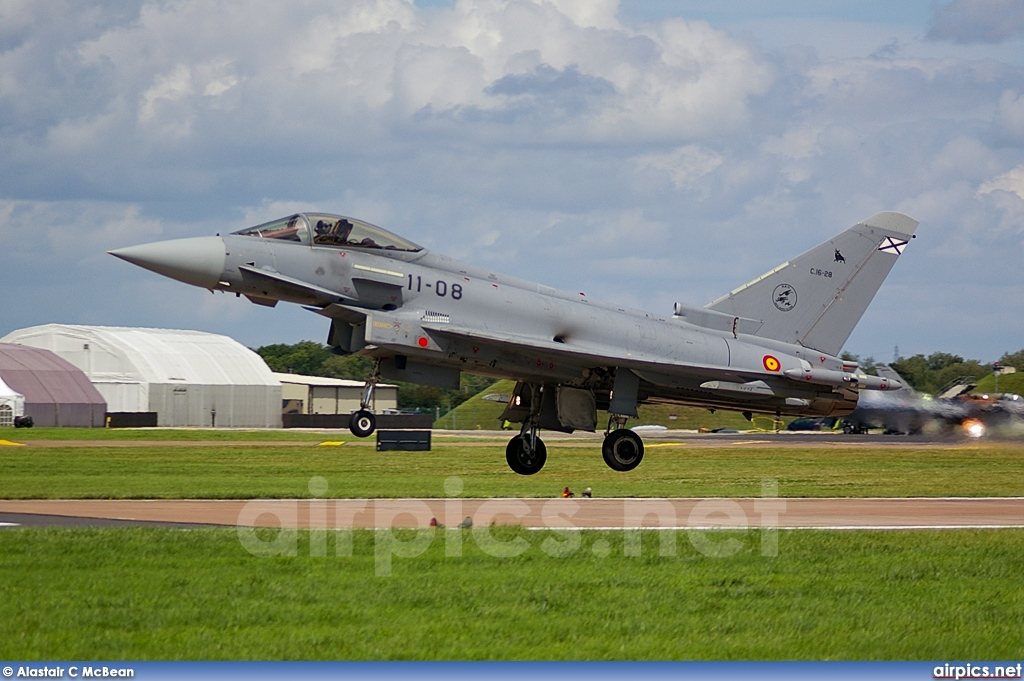C.16-28, Eurofighter Typhoon, Spanish Air Force