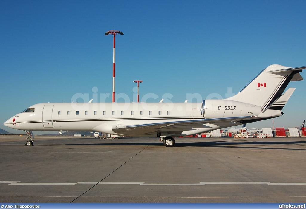 C-GBLX, Bombardier Global Express, Skyservice