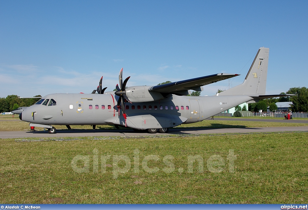 CC-1, Casa C-295M, Finnish Air Force