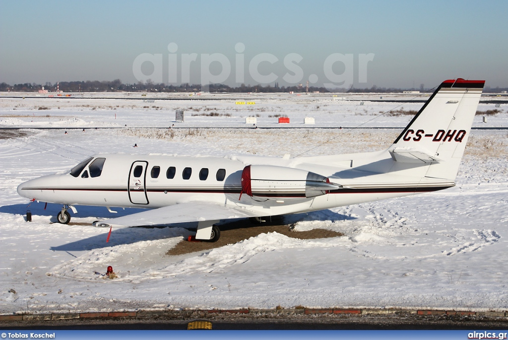 CS-DHQ, Cessna 550 Citation Bravo, NetJets Europe