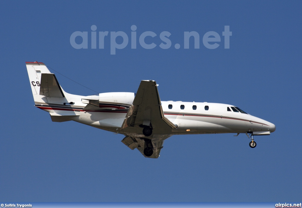 CS-DXB, Cessna 560-Citation XL, NetJets Europe