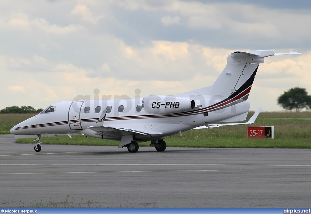 CS-PHB, Embraer Phenom 300, NetJets Europe