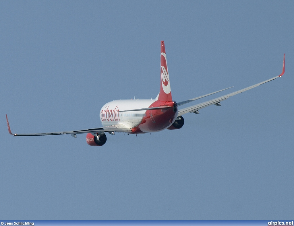 D-ABKB, Boeing 737-800, Air Berlin