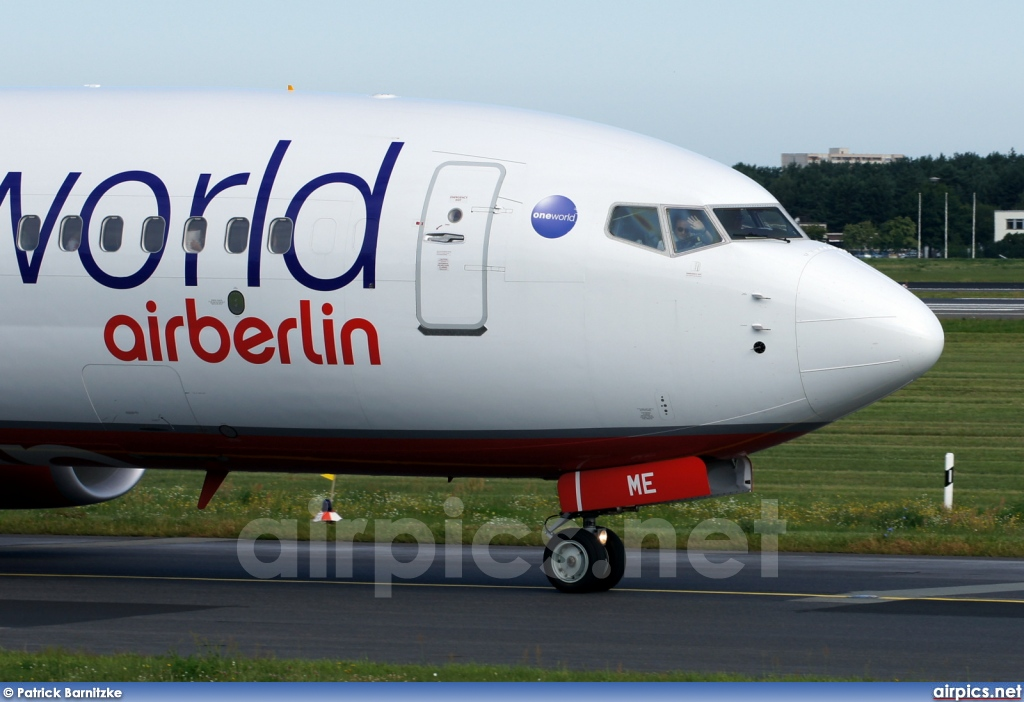 D-ABME, Boeing 737-800, Air Berlin