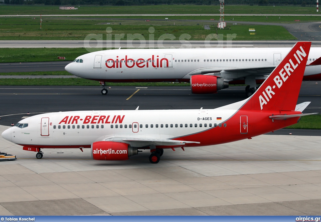 D-AGES, Boeing 737-700, Air Berlin