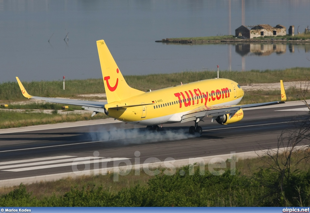 D-AHXG, Boeing 737-700, TUIfly