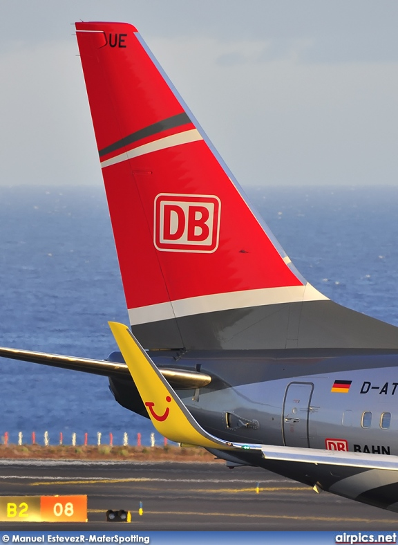 D-ATUE, Boeing 737-800, TUIfly