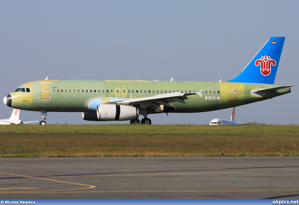 D-AVVD, Airbus A320-200, China Southern Airlines