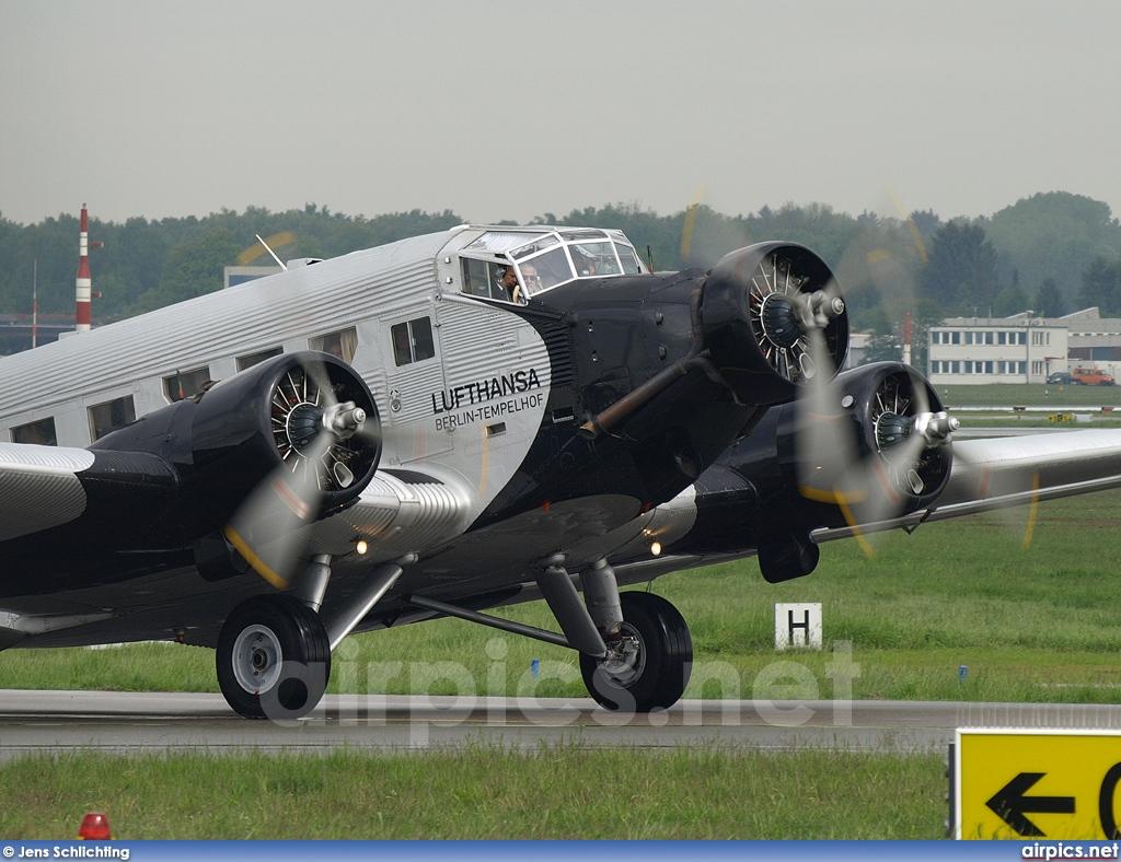 Junkers Berlin airpics d cdlh junkers ju 52 3m deutsche lufthansa berlin stiftung medium size