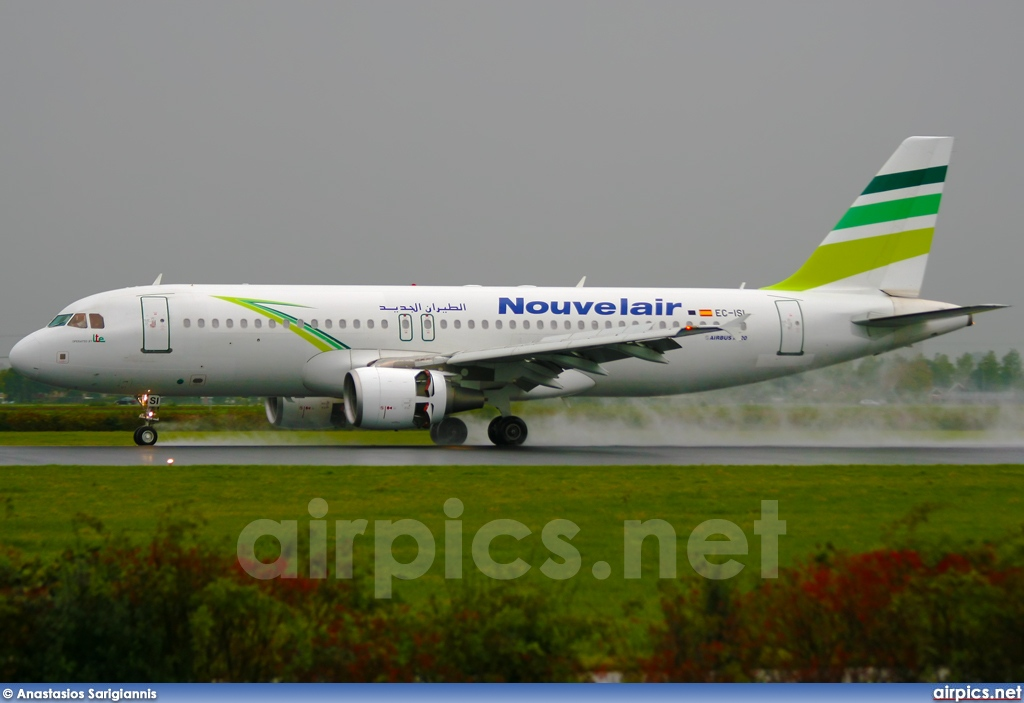 EC-ISI, Airbus A320-200, Nouvelair