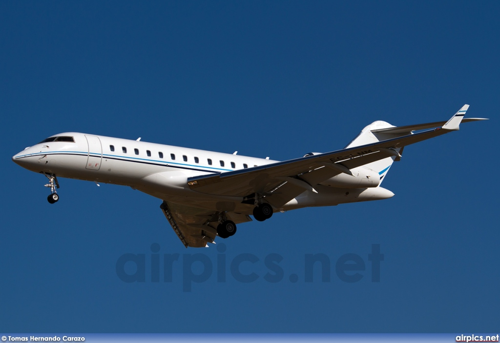 EC-LNM, Bombardier Global Express XRS, Private