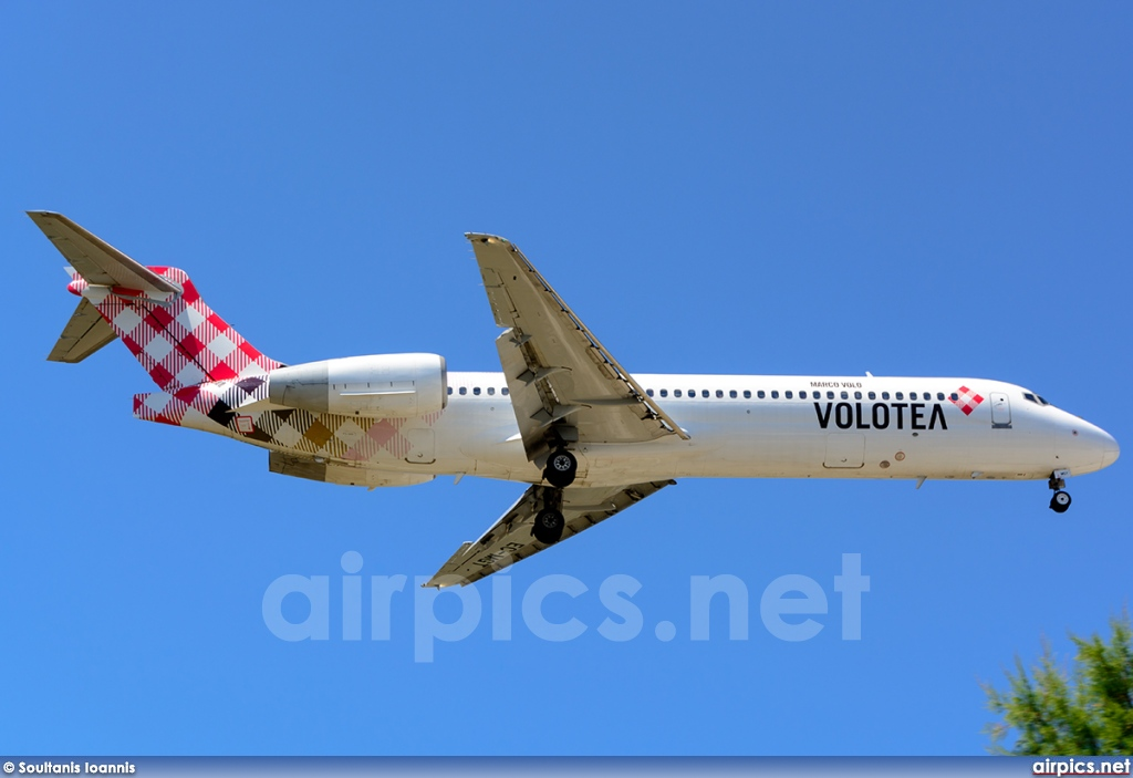 EC-MGT, Boeing 717-200, Volotea Airlines
