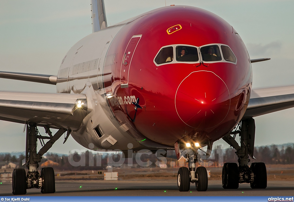 EI-LNA, Boeing 787-8 Dreamliner, Norwegian Long Haul