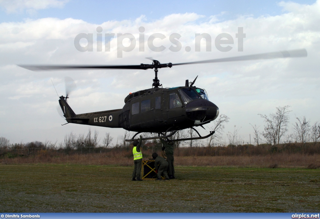 ES627, Bell UH-1H Iroquois (Huey), Hellenic Army Aviation