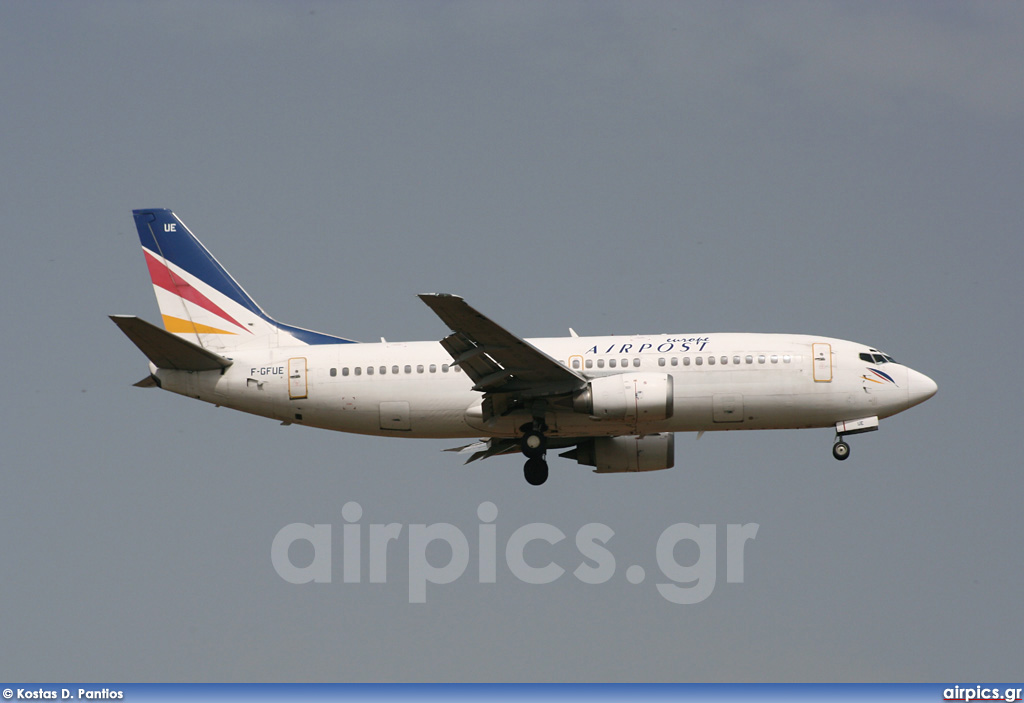 F-GFUE, Boeing 737-300(QC), Europe Airpost