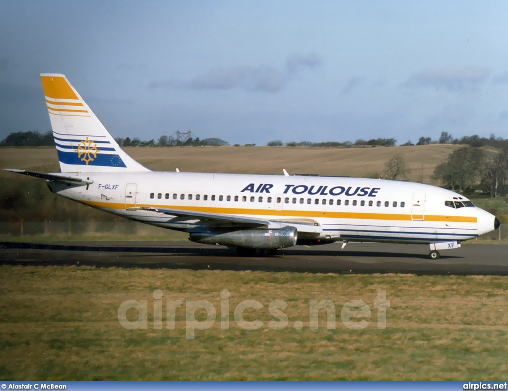 F-GLXF, Boeing 737-200, Air Toulouse International