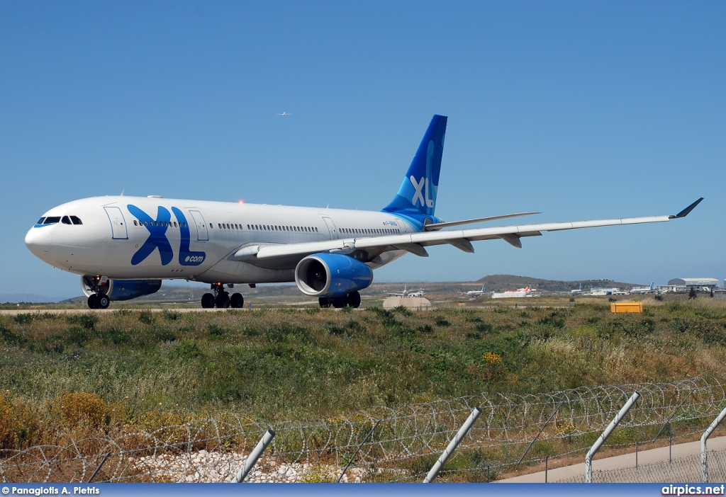 F grsq airbus a330 200 xl airways france for Airbus a330 xl airways interieur