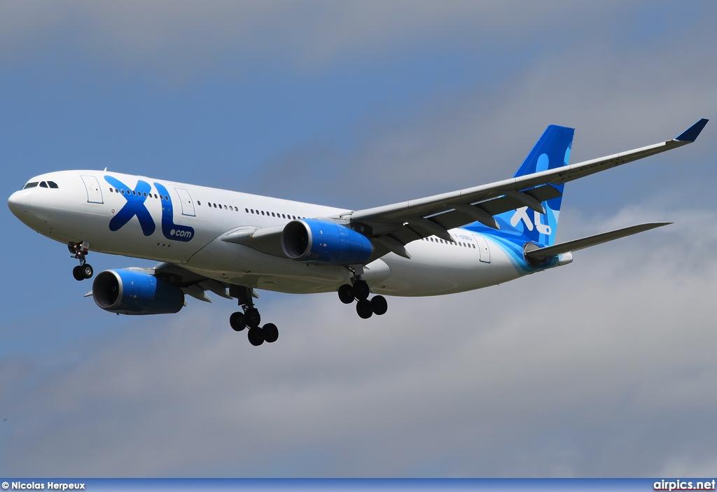 F gseu airbus a330 200 xl airways france for Airbus a330 xl airways interieur
