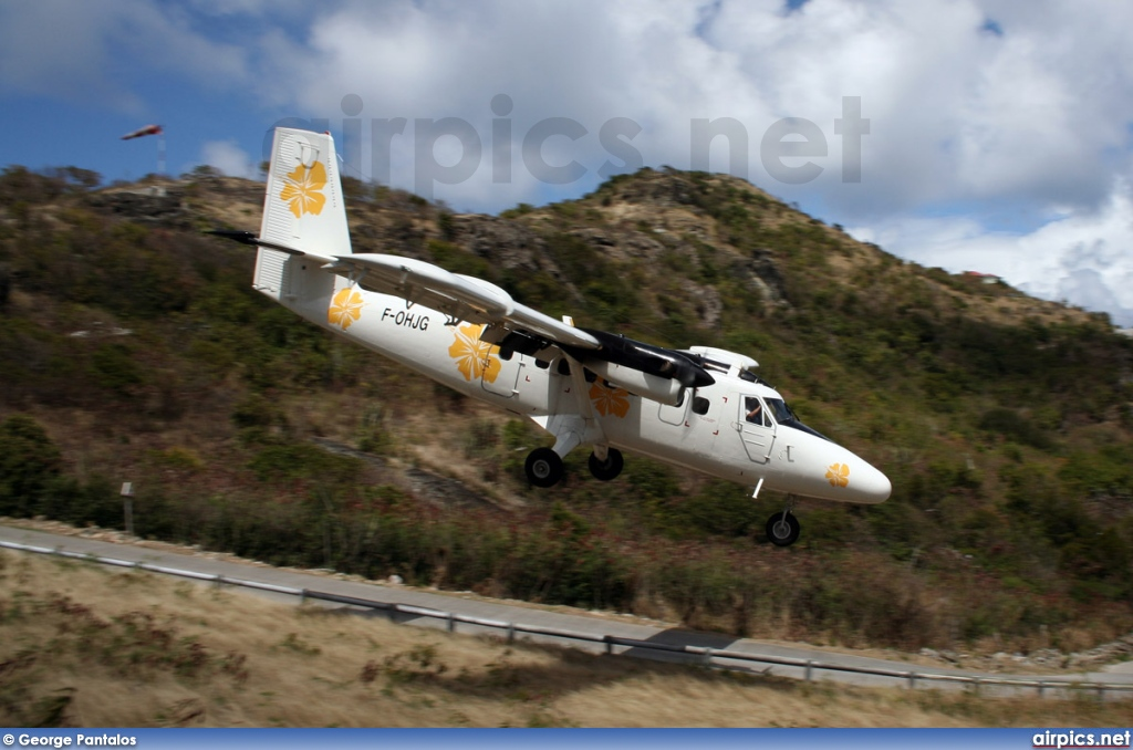 F-OHJG, De Havilland Canada DHC-6-300 Twin Otter, Untitled