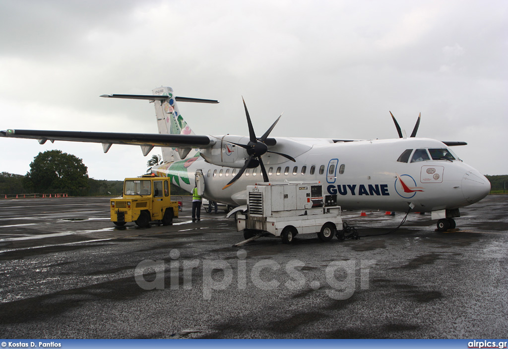 F-OIJB, ATR 42-500, Air Antilles Express