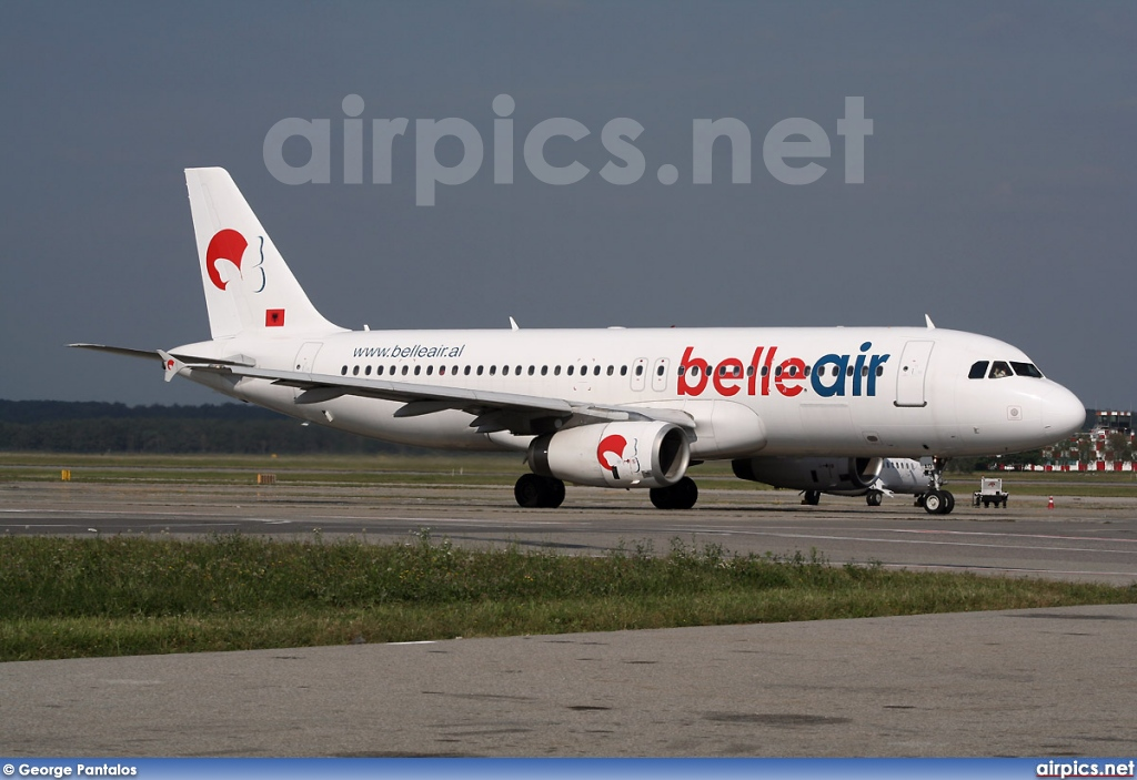 F-ORAD, Airbus A320-200, Belle Air
