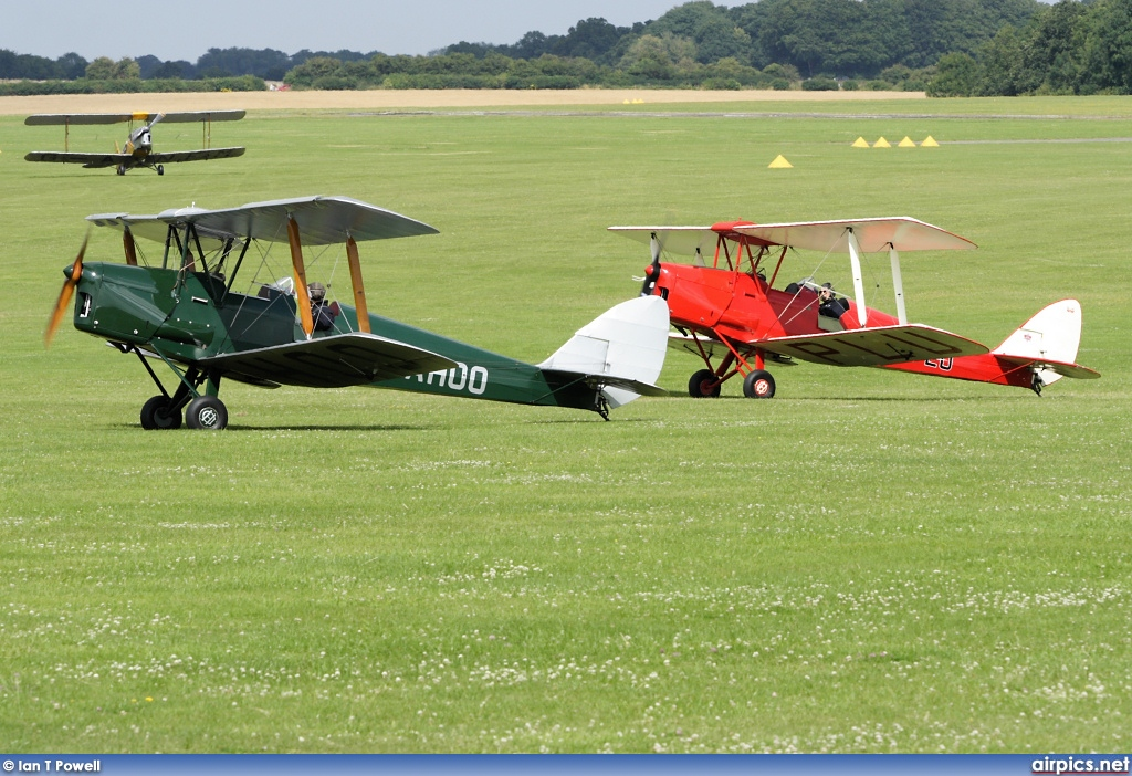 G-AHOO, De Havilland DH-82A Tiger Moth II, Private