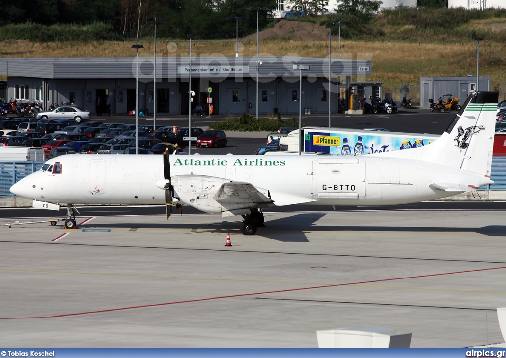 G-BTTO, British Aerospace ATPF, Atlantic Airways