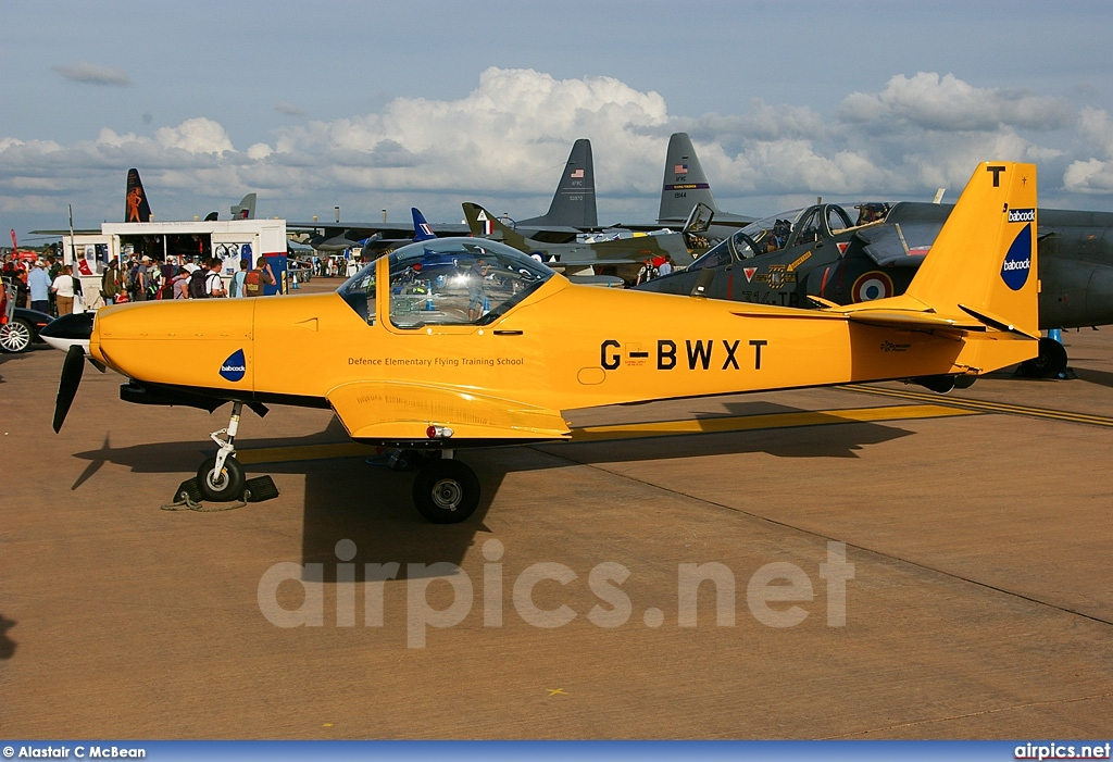 G-BWXT, Slingsby T-67M260 Firefly, Royal Air Force