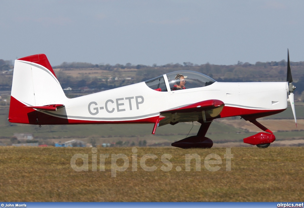 G-CETP, Van's Aircraft RV-9A, Private