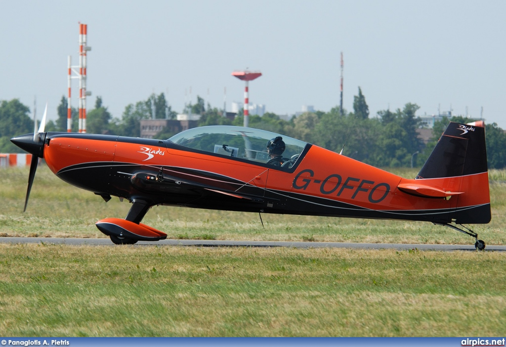 G-OFFO, Extra 300-L, The Blades