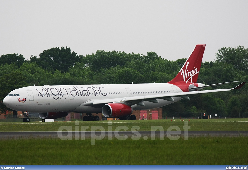 G-VKSS, Airbus A330-300, Virgin Atlantic