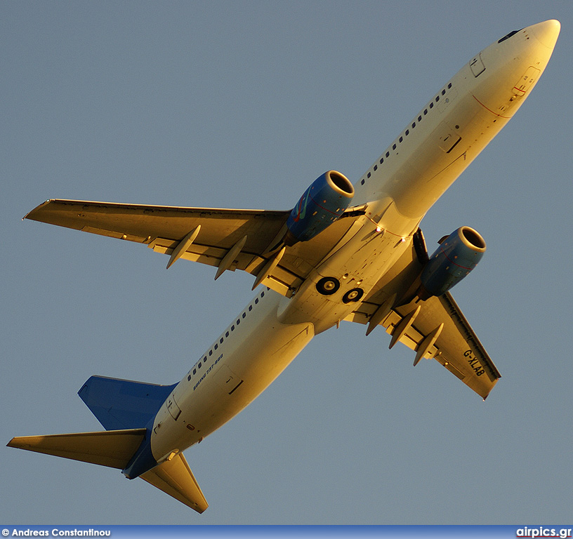 G-XLAB, Boeing 737-800, XL Airways