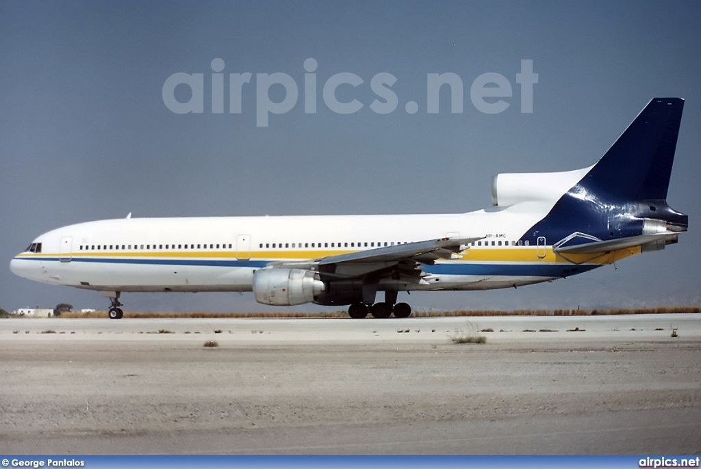 HR-AMC, Lockheed L-1011-1 Tristar, Air Ops