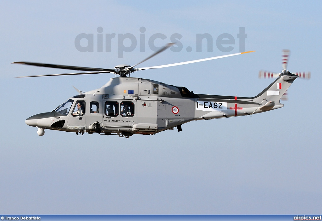 I-EASZ, AgustaWestland AW139, Malta Air Force