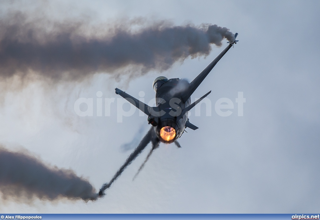 J-631, Lockheed F-16AM Fighting Falcon, Royal Netherlands Air Force
