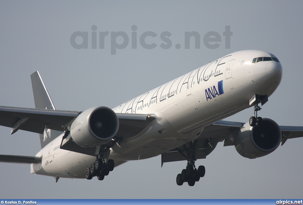 JA731A, Boeing 777-300ER, All Nippon Airways