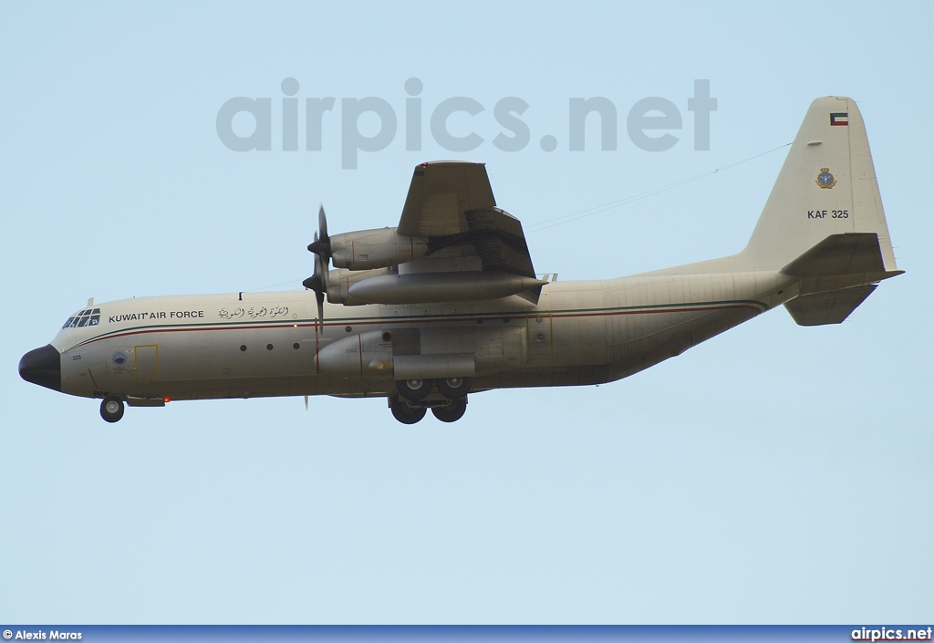 KAF325, Lockheed C-130H Hercules, Kuwait Air Force