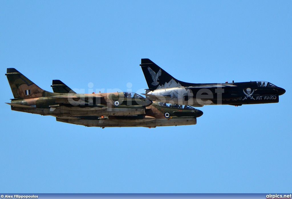 Ling-Temco-Vought A-7E Corsair II, Hellenic Air Force