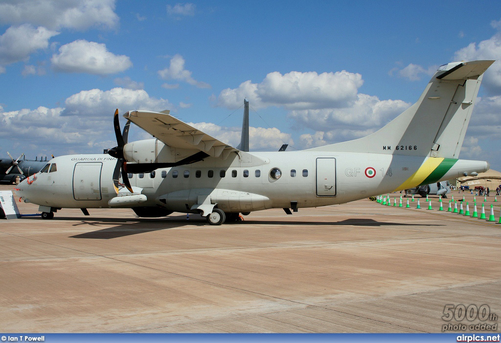 MM62166, ATR 42-400MP Surveyor, Guardia di Finanza
