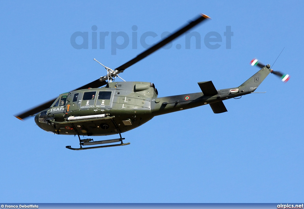 MM81147, Agusta Bell AB-212AM , Italian Air Force