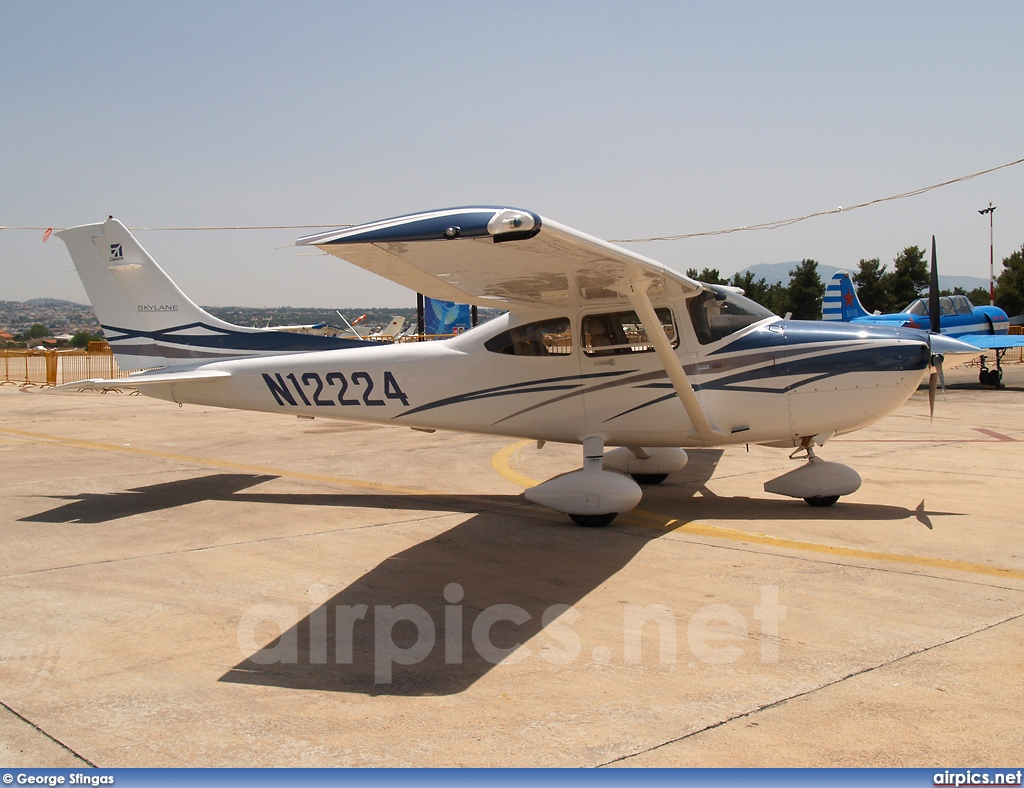 N12224, Cessna 182T Skylane, Private