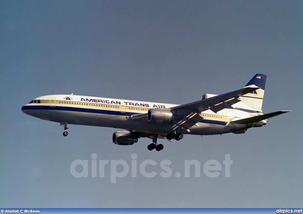 N195AT, Lockheed L-1011-1 Tristar, American Trans Air